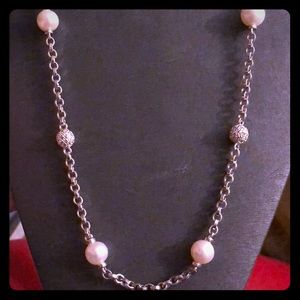 NEW - Dallas Prince, Sterling, Pearl and Marcasite